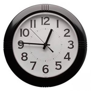 a wall clock photo